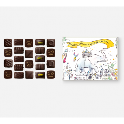 Assortiment de chocolats...