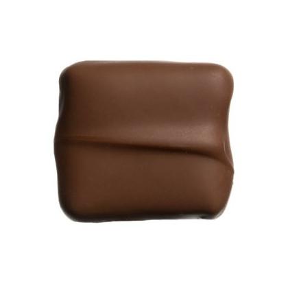 Ganache caramel chocolat lait