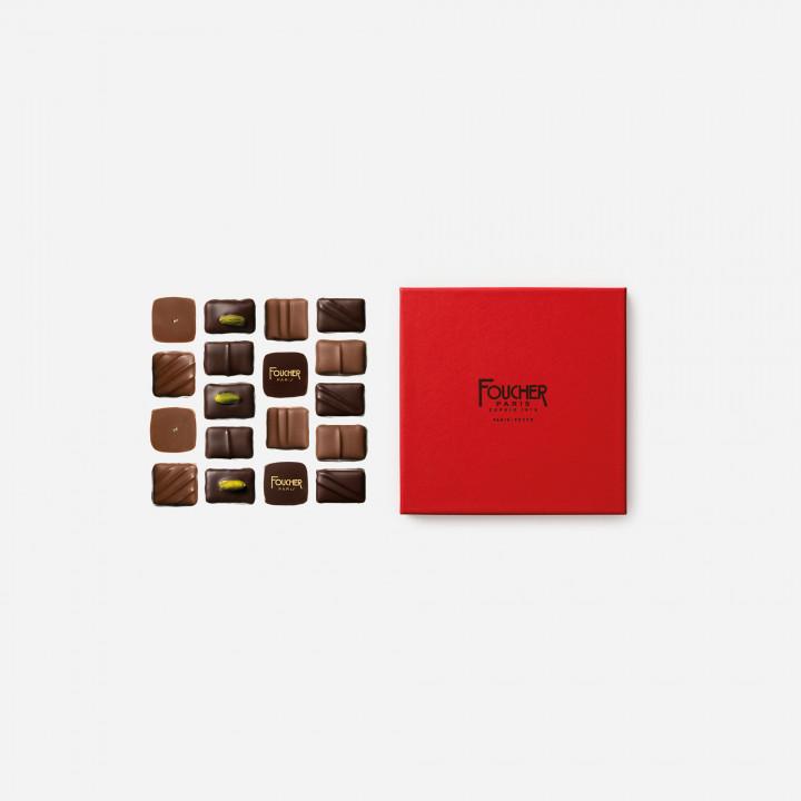 Assortiment de chocolats 160 g