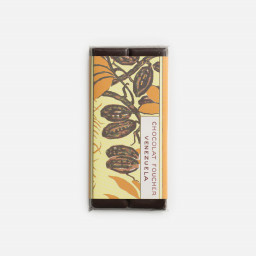 Tablette chocolat noir 100 g Origine Venezuela