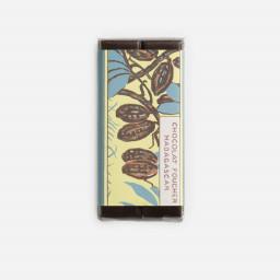 Tablette chocolat noir 100 g Origine Madagascar