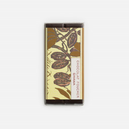 Tablette chocolat noir 100 g Origine Ghana